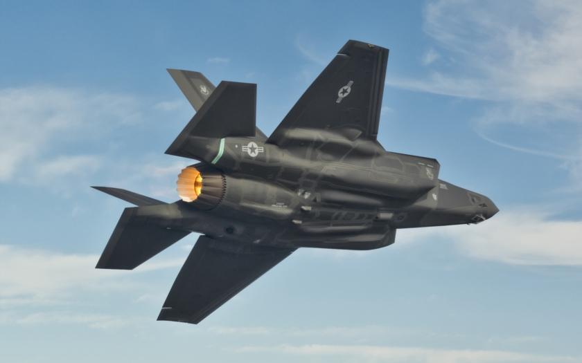 Uvažuje Německo o nákupu F-35?