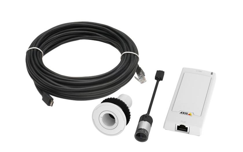 Síťová kamera AXIS P1244 pro diskrétní videodohled