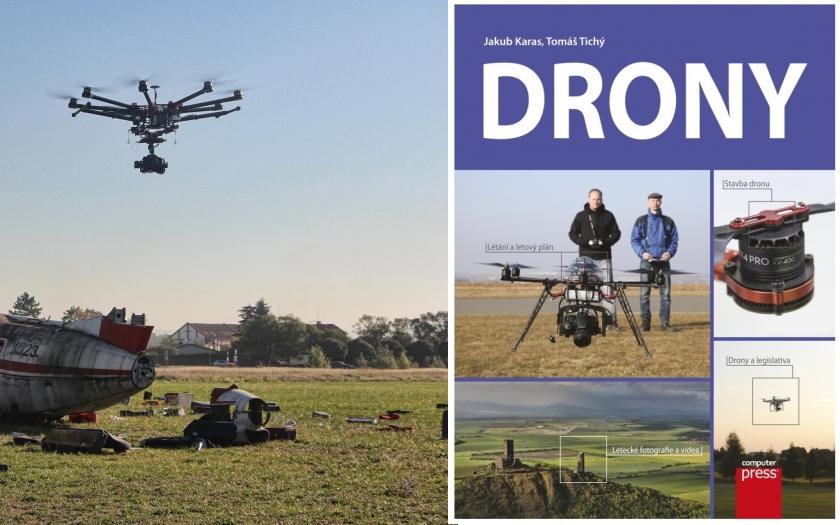 Vše, co potřebujete o dronech vědět