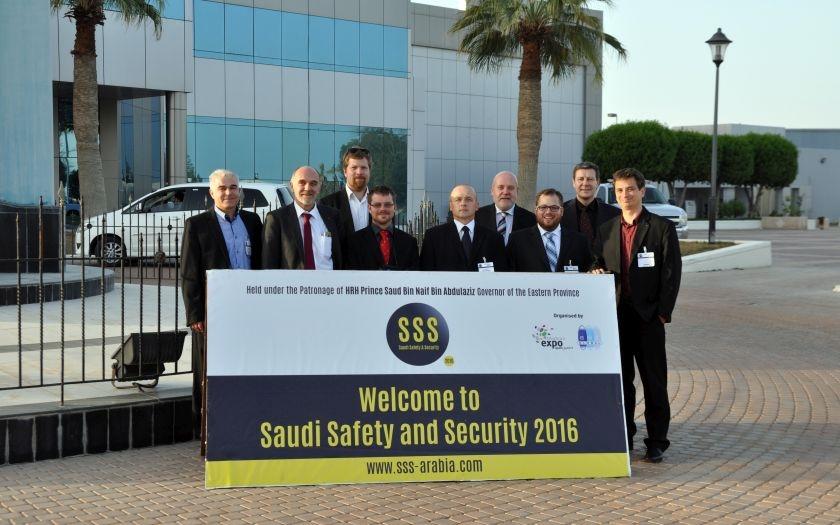 Výstava Saudi Safety and Security