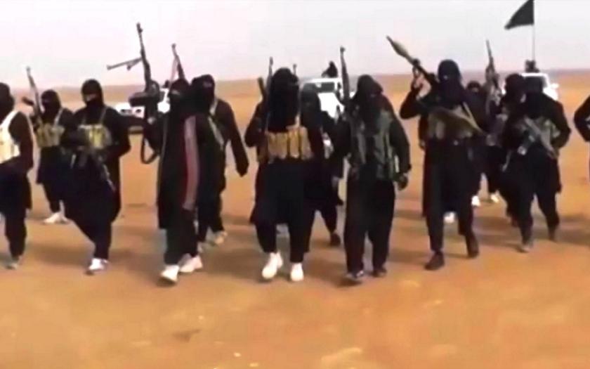 Video: Radosť teroristov z víťazstva netrvala dlho, zasiahlo sýrske delostrelectvo.