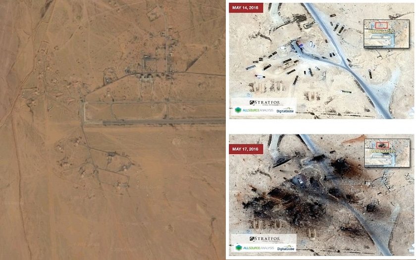 Rusko vyvrací americké zprávy o úspěšném útoku IS na ruské vrtulníky v Sýrii