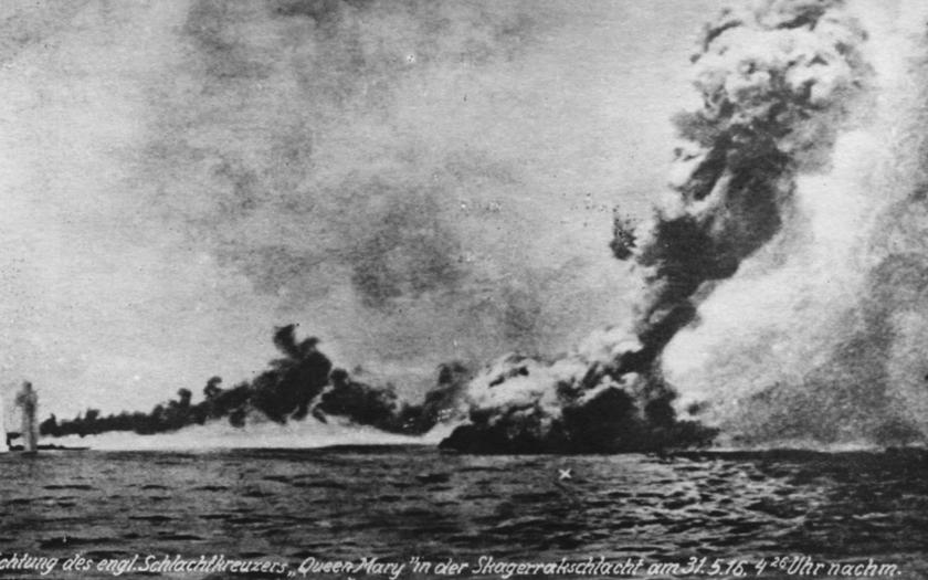 Bitva u Jutska: Sto let od největší námořní bitvy Velké války