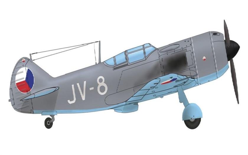 HISTORIE: Stíhací letoun Lavočkin La-7