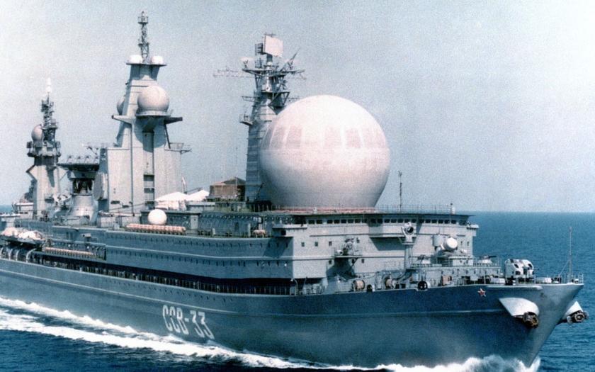 Jaderná ,,Kapusta&quote; aneb sovětská komunikační loď SSV-33