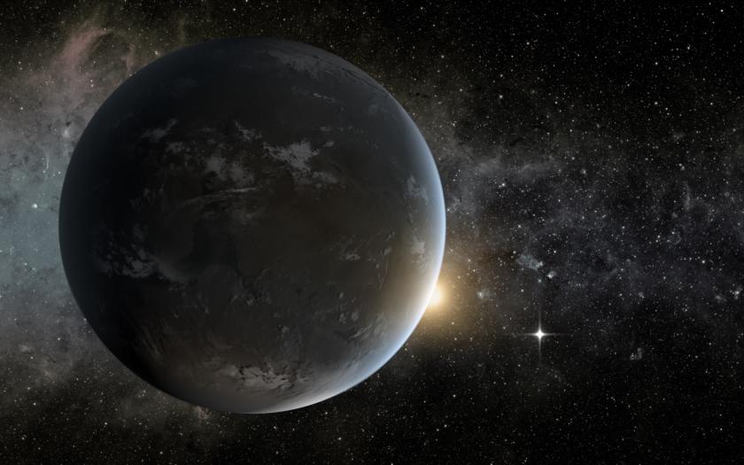 Teleskop NASA objevil další planety, na kterých by mohl být život