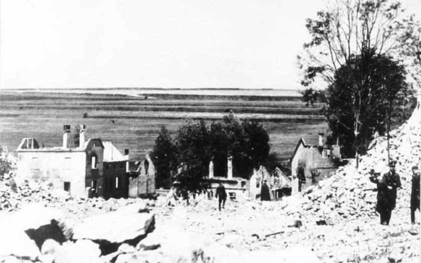 10. června 1942 nacisté zlikvidovali obec Lidice