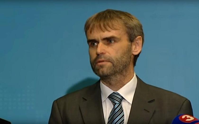 Šlachta odmítl nabídku na krajského policejního šéfa