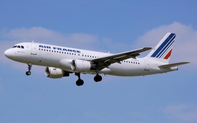 Piloti Air France šli do stávky