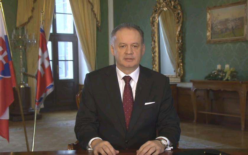 Andrej Kiska prezradil, v ktorej vojenskej oblasti je Slovensko najlepšie v NATO.