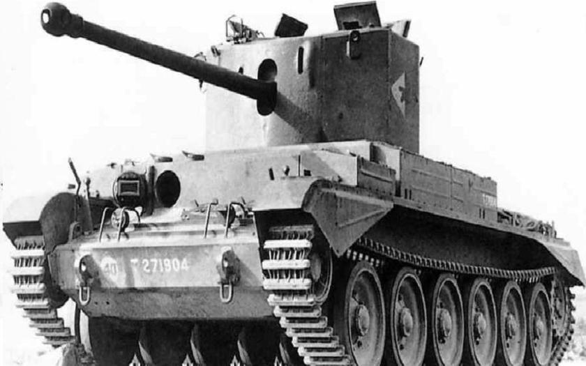 Křižníkový tank Challenger