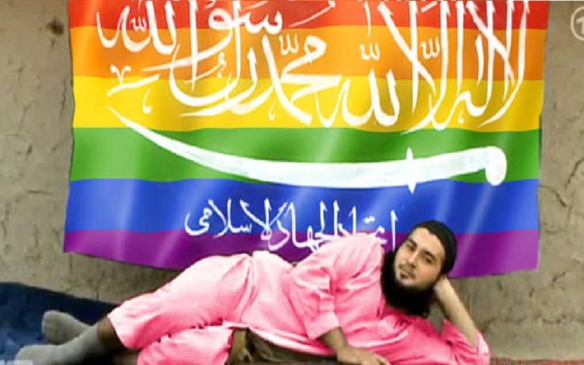 Hackeri pomstili útok ISIS v Orlande. Ich účty na Twitteri upravili do ''gay šatu''.