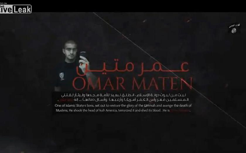 Video: Islámský stát oslavuje masového vraha z Orlanda