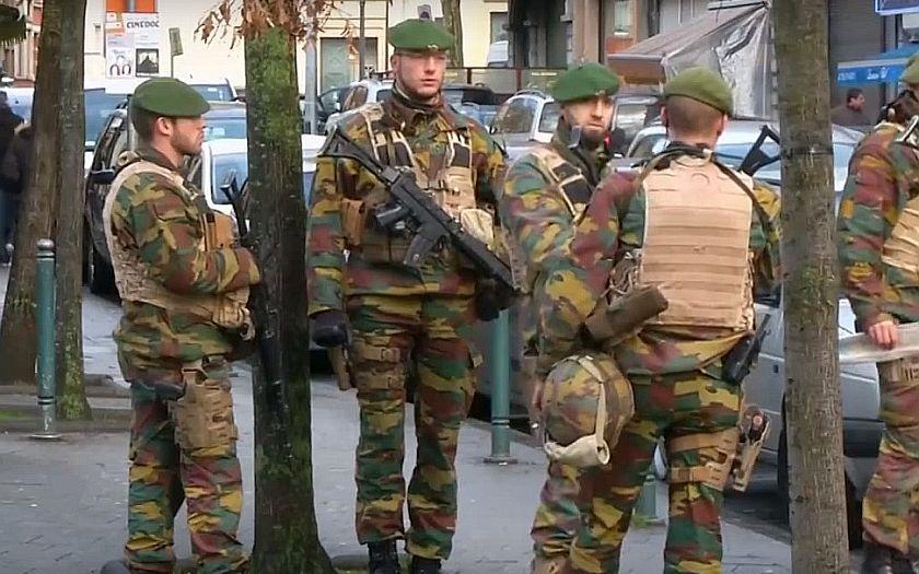 VTM: Teroristé plánovali útok v Belgii již o tomto víkendu