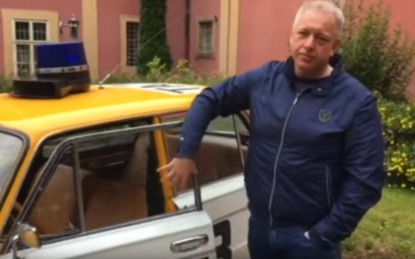 Milan Chovanec vrací úder - vtipné video ministra vnitra