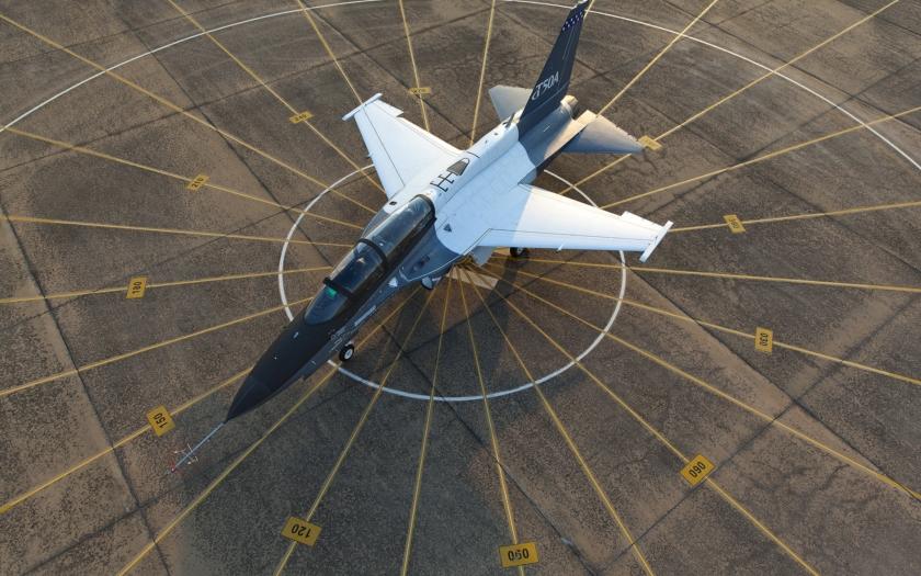 Nový cvičný letoun od Lockheedu má DNA úspěšné F-16