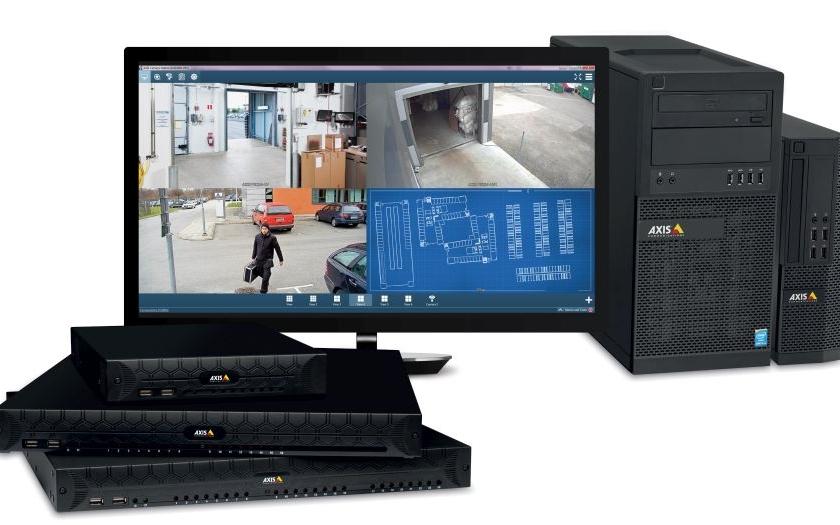 """Axis posiluje portfolio síťových videorekordérů s modely typu """"vše v jednom"""""""