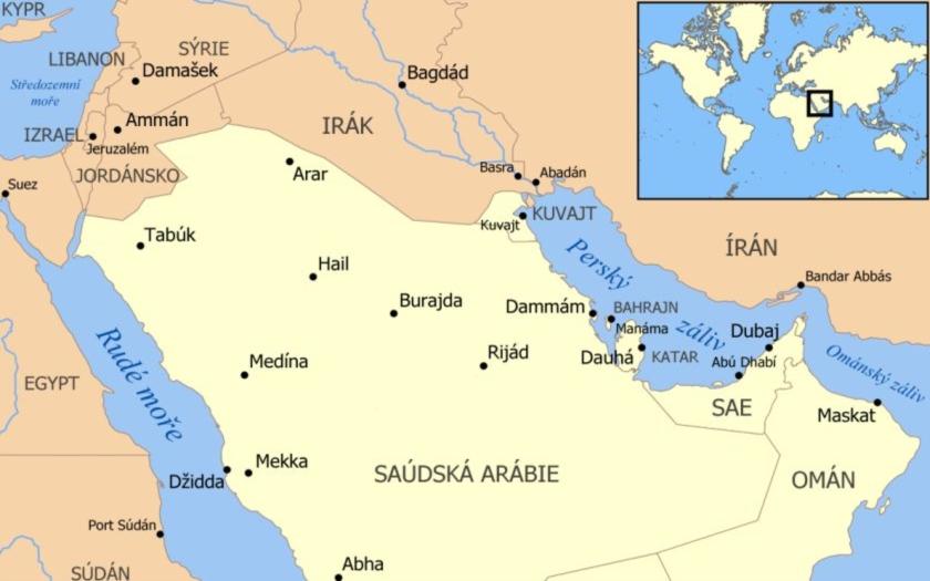 Islámský stát útočí na Arabském poloostrově