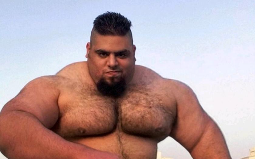 Iránsky Hulk sa rozhodol bojovať proti Islamskému štátu
