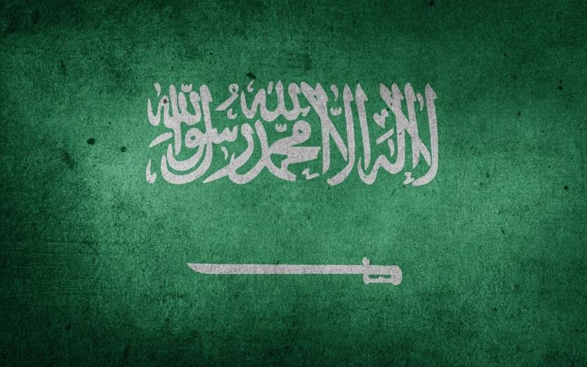 Saúdské království temnot a paprsky světla v něm