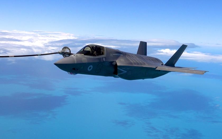F-35: Při souboji na dálku ho neuvidíš a umřeš, nablízko ho sice uvidíš, ale umřeš taky