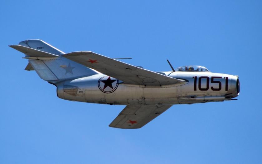 &quote;Kalašnikov s křídly&quote; aneb Mig-15 pro 21. století