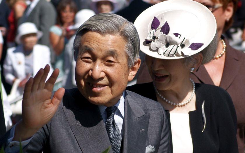 Japonský císař Akihito chystá abdikaci. Kvůli vysokému věku a zdravotním potížím