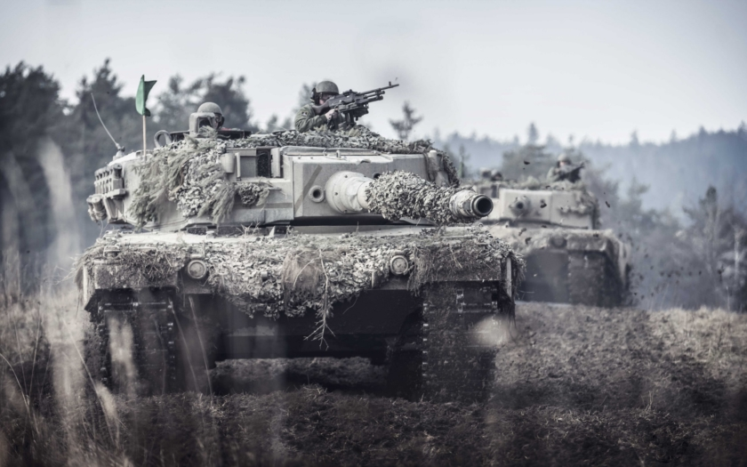 Leopardy pro Armádu ČR?