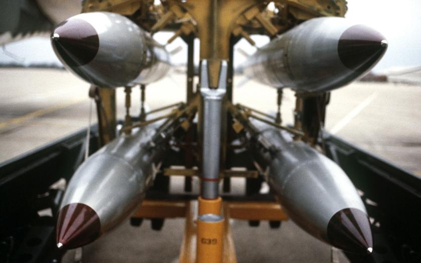 Jaderné zbraně v ohrožení