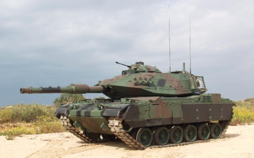 David Bohbot: Izraelské tanky zajistí své posádce bezpečí