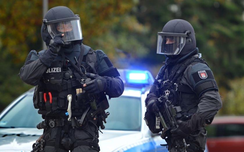 Policie postřelila muže v Berlínském dómu