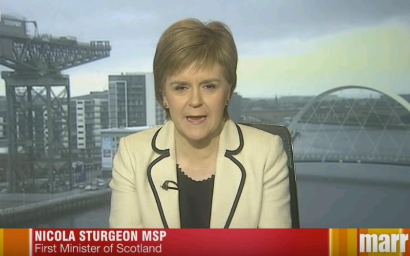 Škótska premiérka predpokladá, že druhé referendum by sa mohlo konať už v prvej polovici budúceho roka