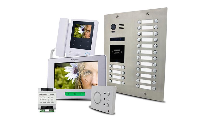 II. generace domovního video systému Easydoor