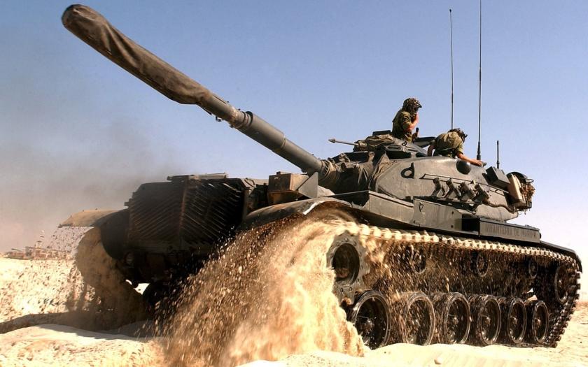 Saudská Arábia stratila v boji ďalšie tanky
