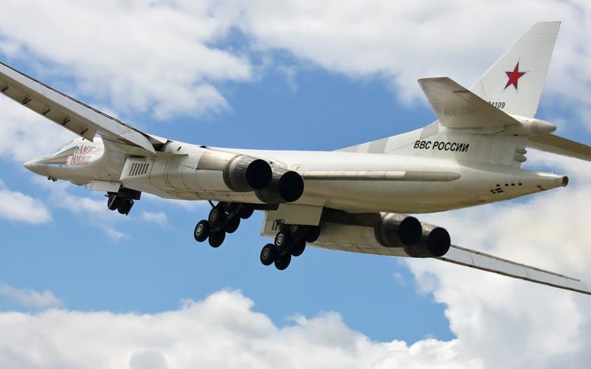 První let Tu-160m2 už v roce 2018