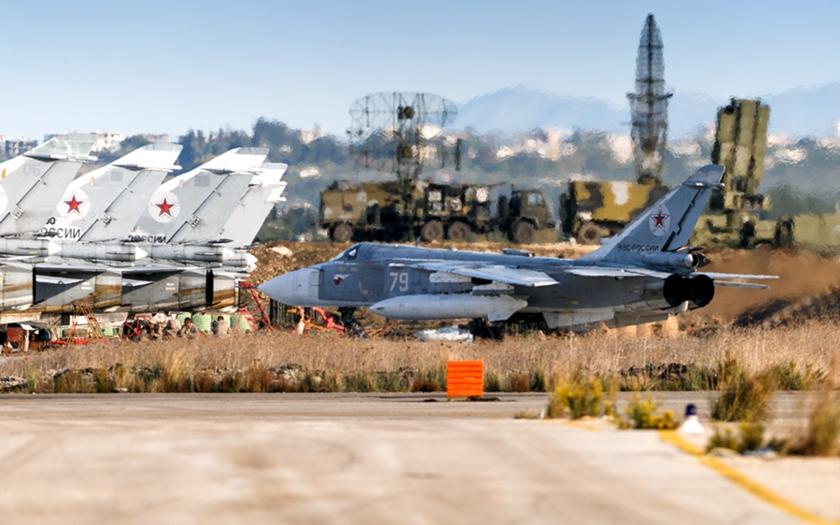 Rusko plánuje trvalou základnu v syrském městě Latakia