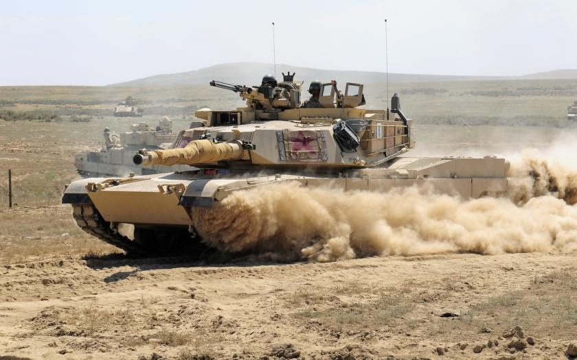 NI: Je prodej tanků Saúdské Arábii dobrý nápad?