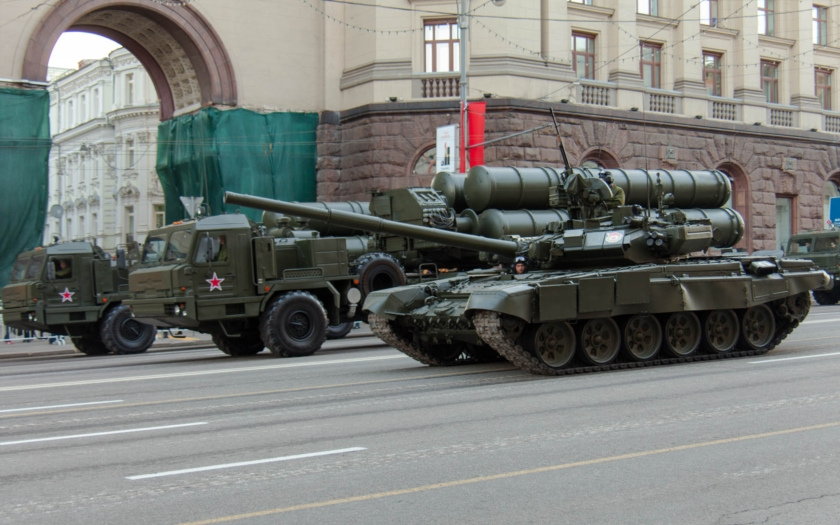 Ruské jednotky na Krymu přezbrojily na systémy S-400