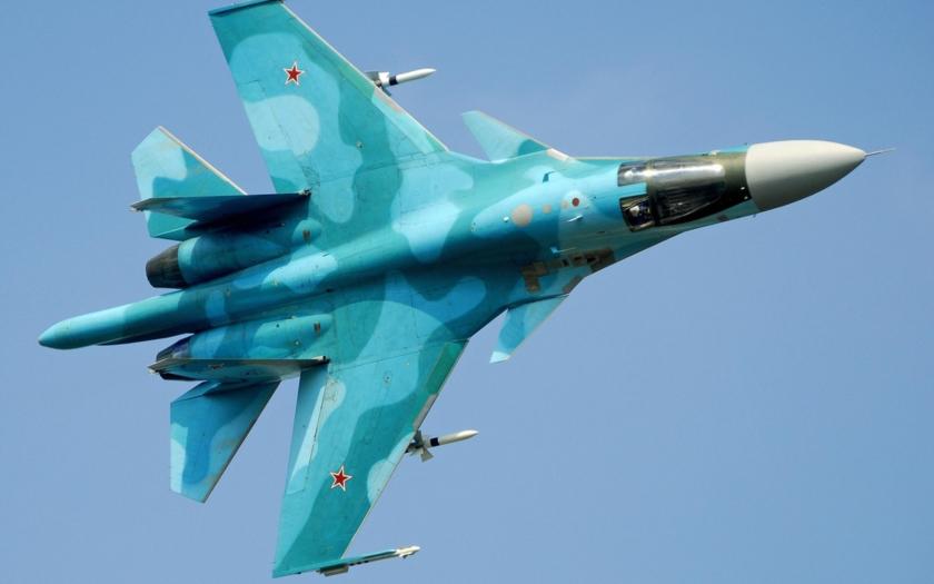 Ruský Su-34 získá vybavení pro průzkumnou roli
