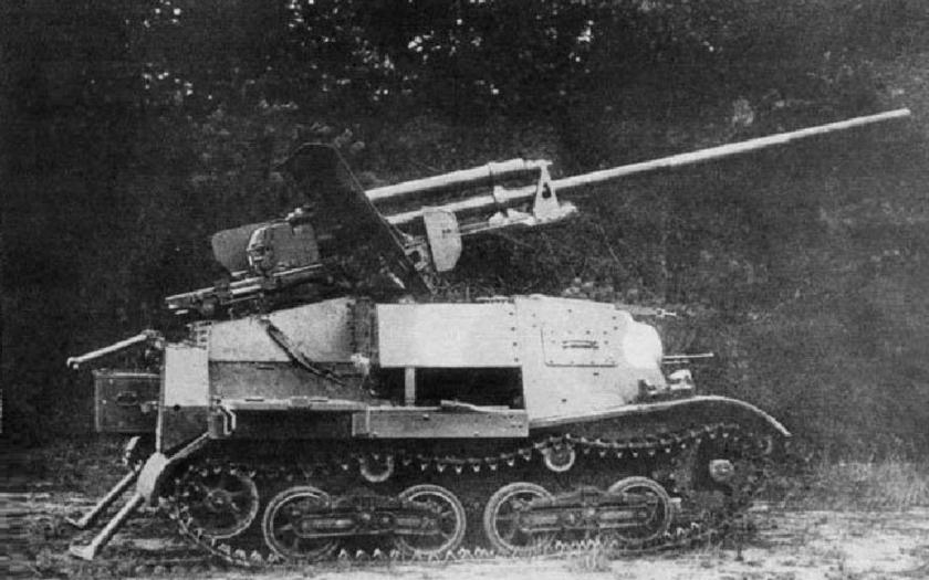ZiS-30 byl sovětskou ,,nouzovkou&quote; na nacistické tanky