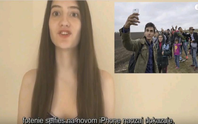 ''Križiacke dievča'' posiela moslimom tvrdý odkaz, toto sa im páčiť nebude