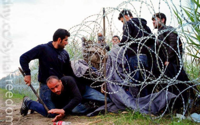 Maďarsko i Rakousko se připravují na další uprchlickou vlnu