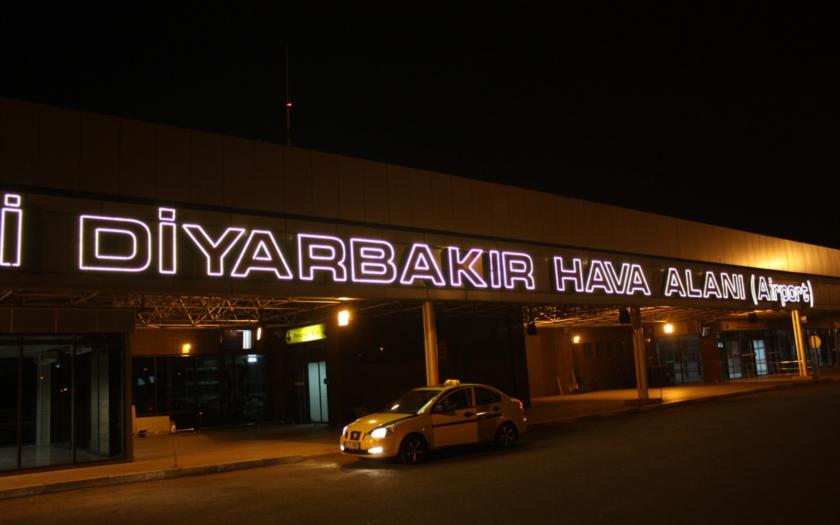 Raketový útok na civilní letiště v Turecku