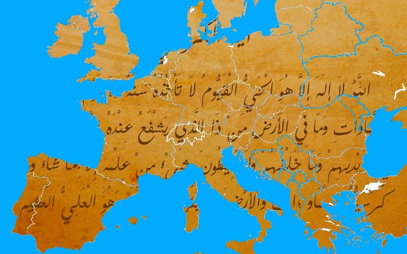 Islám si dříve nebo později podmaní většinu Evropy. Můžeme si za to sami