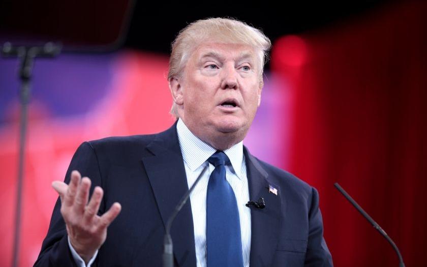 KLDR je podle Trumpa zločineckým státem a hanbou Číny
