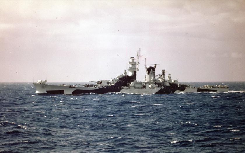 Zapomenutí giganti 2. světové války: Americké křižníky třídy Alaska