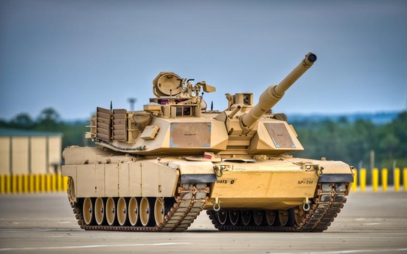 National Interest: Tank M1 Abrams je králem mezi tanky