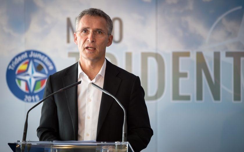 Stoltenberg: NATO posílí svou nebojovou misi v Afghánistánu