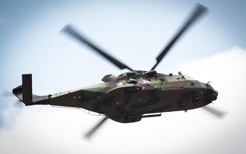 Španielská armáda získala svoje prvé vrtuľníky NH90