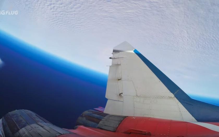 Video: S Migem na hranici vesmíru